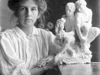 Inspiration: Ethel Pye, sculptor