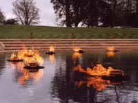 Fire & Water, The Vineyard, Stockcross