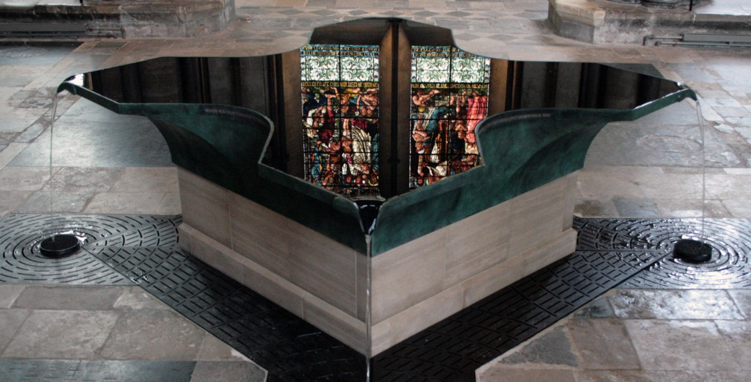 Salisbury Cathedral Font,