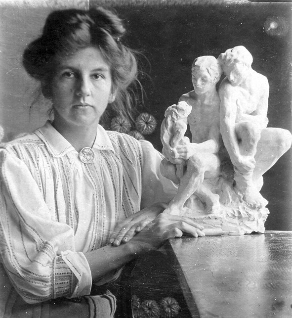Inspiration: Ethel Pye, sculptor
