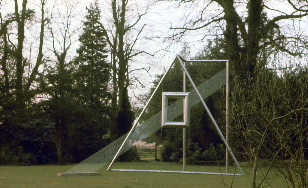 Danae's Abode at the Yorkshire Sculpture Park