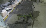 Fabrication of water grates