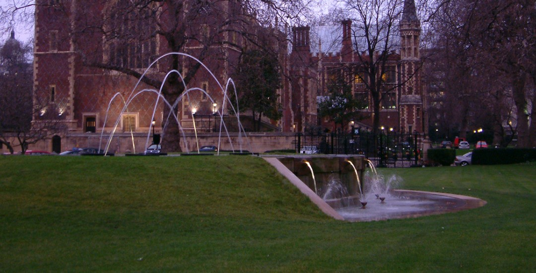 Jubilee Fountain, Lincoln's Inn,